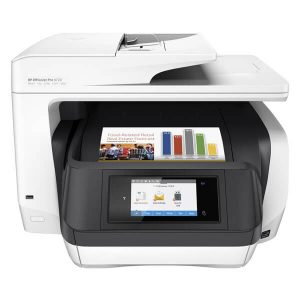 HP OfficeJet Pro 8740 All in One Printer