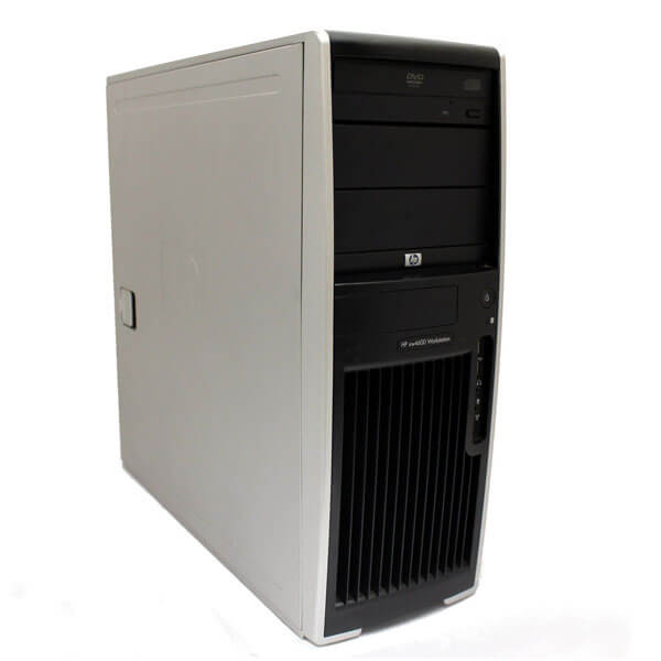 HP Workstation xw4600 Desktop Computer